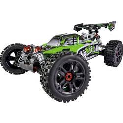 Carson Modellsport Virus 4.1 XL 4S Grün Brushless 1:8 RC Modellauto Elektro Buggy Allradantrieb (4WD) RtR 2,4 GHz*