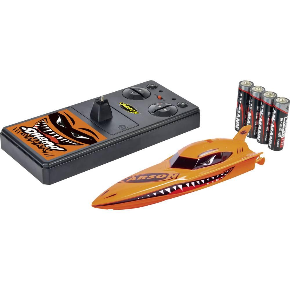 Carson Modellsport Speed Shark Nano 2.0 RC boot 100% RTR