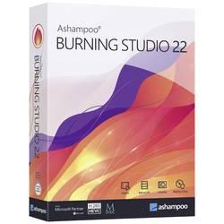 Image of Ashampoo Burning Studio 22 - Brennen - Kopieren - Sichern Vollversion, 1 Lizenz Windows Brenn-Software