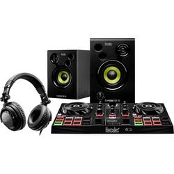 Image of Hercules DJ Learning Kit DJ Controller