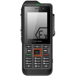 Image of i.safe MOBILE IS330.1 Mobiltelefon für Zone 1 / 21 Ex-geschütztes Handy Ex Zone 1, 21 6.6 cm (2.6 Zoll) Wasserdicht,