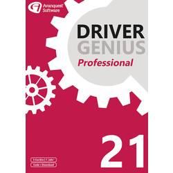Image of Avanquest Driver Genius 21 Professional (Code in a Box) Jahreslizenz, 3 Lizenzen Windows Systemoptimierung