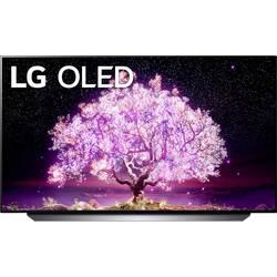 LG Electronics OLED55C17LB.AEUD OLED TV 139 cm 55 palca CI+, DVB-C, DVB-S2, DVB-T2, Smart TV, UHD, WLAN