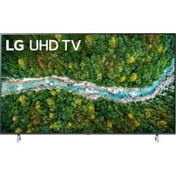LG Electronics 75UP77009LB.AEUD LED TV 189 cm 75 palca CI+, DVB-C, DVB-S2, DVB-T2, Smart TV, UHD, WLAN