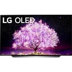 LG Electronics OLED77C17LB.AEU OLED TV 195 cm 77 palca CI+, DVB-C, DVB-S2, DVB-T2, Smart TV, UHD, WLAN