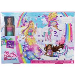 Image of Adventskalender Barbie Dreamtopia 2021