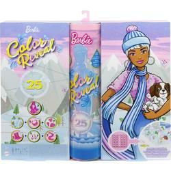 Image of Adventskalender Barbie Color Reveal 2021