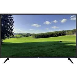 JTC S43U43529M LED TV 108 cm 43 palca DVB-T2, DVB-C, DVB-S, UHD, Smart TV, WLAN, CI+ čierna