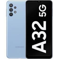 LTE smartfón Dual-SIM Samsung A32 5G , 16.5 cm (6.5 palca, 64 GB, 48 Megapixel, 8 Megapixel, 2 Megapixel, 5 Megapixel, modrá