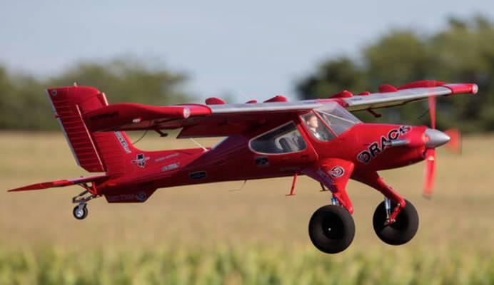 Hochwertiges RC Modellflugzeug im Schaumtechnik