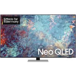 Samsung GQ65QN85A QLED TV 163 cm 65 palca Twin DVB-T2/C/S2, UHD, Smart TV, WLAN, PVR ready, CI+ strieborná