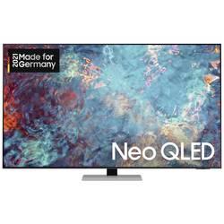 Samsung GQ55QN85A QLED TV 138 cm 55 palca Twin DVB-T2/C/S2, UHD, Smart TV, WLAN, PVR ready, CI+ strieborná