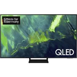 Samsung GQ55Q70A QLED TV 138 cm 55 palca Twin DVB-T2/C/S2, UHD, Smart TV, WLAN, PVR ready, CI+ titánová sivá