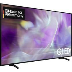Samsung GQ43Q60A QLED TV 108 cm 43 palca Twin DVB-T2/C/S2, UHD, Smart TV, WLAN, PVR ready, CI+ čierna