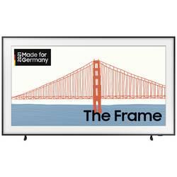 Samsung GQ50LS03A QLED TV 125 cm 50 palca DVB-T2 HD, DVB-C, DVB-S, UHD, Smart TV, WLAN, PVR ready, CI+ čierna