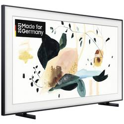 Samsung GQ32LS03T QLED TV 80 cm 32 palca DVB-T2 HD, DVB-C, DVB-S, UHD, Smart TV, WLAN, PVR ready, CI+ čierna