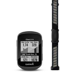 Outdoorová navigácia kolo Garmin Edge® 130 Plus Bundle Bluetooth®, GLONASS, GPS, chránené proti striekajúcej vode