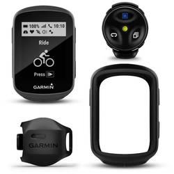 Outdoorová navigácia kolo Garmin Edge® 130 Plus MTB Bundle Bluetooth®, GLONASS, GPS, chránené proti striekajúcej vode