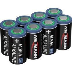 Image of Ansmann 4LR44 Spezial-Batterie 476 A Alkali-Mangan 6 V 8 St.
