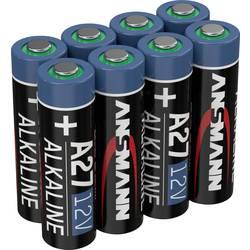 Image of Ansmann A27 Spezial-Batterie 27 A Alkali-Mangan 12 V 8 St.