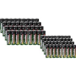 Image of Camelion Batterie-Set Micro, Mignon 72 St.