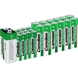 Image of Camelion Batterie-Set Micro, Mignon, 9 V Block 25 St.