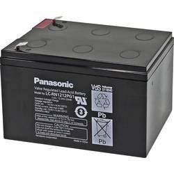 Olovený akumulátor Panasonic Design-Life LC-RN1212PG1, 12 Ah, 12 V