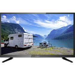 Reflexion LED TV 80 cm 32 palca DVB-C, DVB-S2, DVB-T2, DVB-T2 HD, DVD-Player, Full HD, PVR ready, CI+ čierna