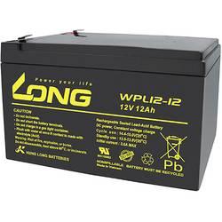 Olovený akumulátor Long WPL12-12 WPL12-12, 12 Ah, 12 V
