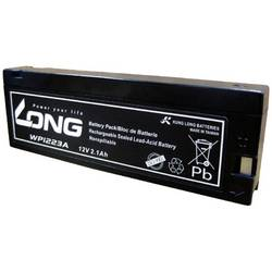 Olovený akumulátor Long WP1223A WP1223A, 12 V