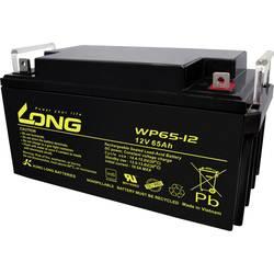 Olovený akumulátor Long WP65-12 WP65-12, 65 Ah, 12 V