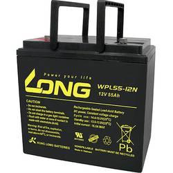 Olovený akumulátor Long WPL55-12 WPL55-12, 55 Ah, 12 V