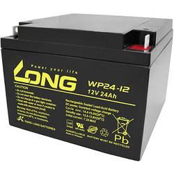 Olovený akumulátor Long WP24-12 WP24-12, 24 Ah, 12 V