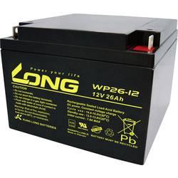 Olovený akumulátor Long WP26-12 WP26-12, 26 Ah, 12 V