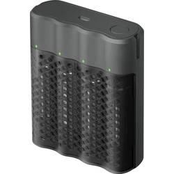 Nabíjačka na okrúhle akumulátory GP Batteries GPP461/210AAHCB-2B4