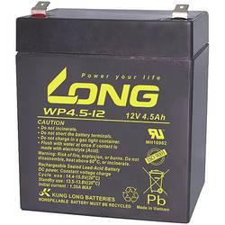 Olovený akumulátor Long WP4.5-12 WP4.5-12, 4.5 Ah, 12 V