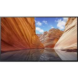 Sony BRAVIA KD-43X80J LED TV 108 cm 43 palca Twin DVB-T2/C/S2, UHD, Smart TV, WLAN, PVR ready, CI+ čierna