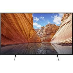Sony BRAVIA KD-55X80J LED TV 139 cm 55 palca Twin DVB-T2/C/S2, UHD, Smart TV, WLAN, PVR ready, CI+ čierna