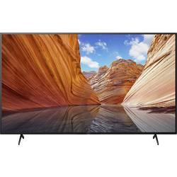 Sony BRAVIA KD75X81J LED TV 189 cm 75 palca Twin DVB-T2/C/S2, UHD, Smart TV, WLAN, PVR ready, CI+ čierna