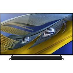 Sony BRAVIA XR-77A80J OLED TV 195 cm 77 palca Twin DVB-T2/C/S2, UHD, Smart TV, WLAN, PVR ready, CI+ čierna