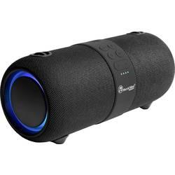 Bluetooth® reproduktor Music Man BT-X56 odolná/ý striekajúcej vode, USB, AUX, čierna
