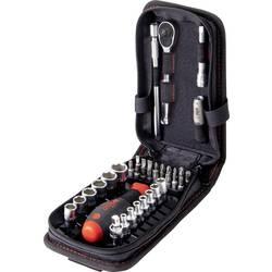 Súprava nástrčných kľúčov a bitov Wiha 44684