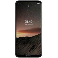 LTE smartfón Dual-SIM Nokia 5.4, 16.2 cm (6.39 palca, 128 GB, 48 Megapixel, 2 Megapixel, 5 Megapixel, 2 Megapixel, zlatá