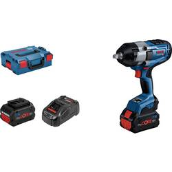 Aku rázový skrutkovač a uťahovák Bosch Professional GDS 18V-1000 06019J8300, 18 V, Li-Ion akumulátor