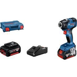 Aku rázový skrutkovač a uťahovák Bosch Professional GDR 18V-200 06019J2107, 18 V, Li-Ion akumulátor