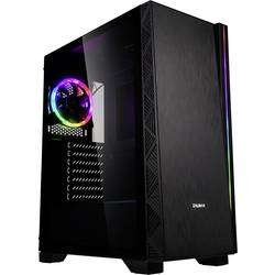 PC skrinka midi tower Zalman Z3 NEO, čierna