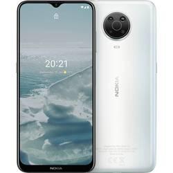 LTE smartfón Dual-SIM Nokia G20, 16.5 cm (6.5 palca, 64 GB, 48 Megapixel, 5 Megapixel, 2 Megapixel, 2 Megapixel, biela