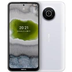 LTE smartfón Dual-SIM Nokia X10, 16.9 cm (6.67 palca, 128 GB, 48 Megapixel, 5 Megapixel, 2 Megapixel, 2 Megapixel, snehobiela