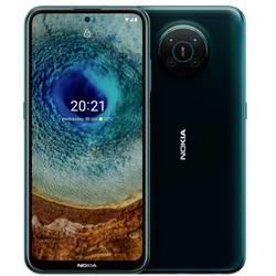 LTE smartfón Dual-SIM Nokia X10, 16.9 cm (6.67 palca, 128 GB, 48 Megapixel, 5 Megapixel, 2 Megapixel, 2 Megapixel, zelená