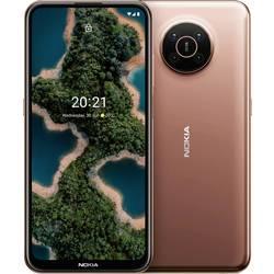 LTE smartfón Dual-SIM Nokia X20, 16.9 cm (6.67 palca, 128 GB, 64 Megapixel, 5 Megapixel, 2 Megapixel, 2 Megapixel, ružová